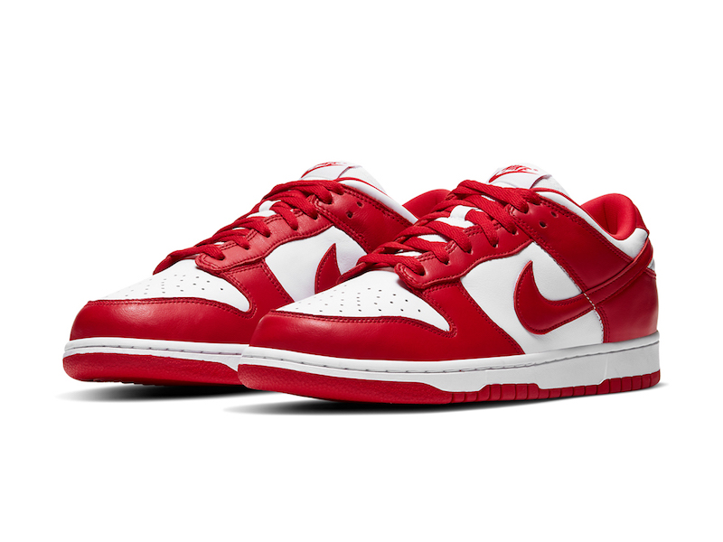 """NIKE「Dunk Low」35周年記念 """"セント・ジョーンズ""""カラーが復活 ..."""